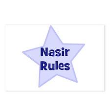 Nasir Rules Postcards (Package of 8)