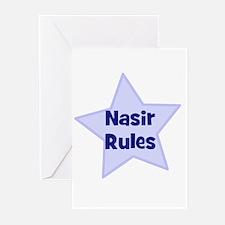 Nasir Rules Greeting Cards (Pk of 10)