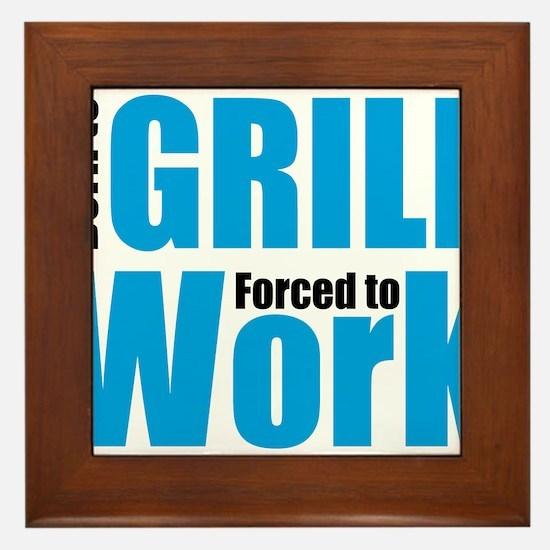 grill Framed Tile