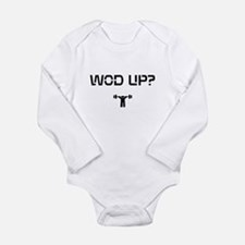 WOD UP? Long Sleeve Infant Bodysuit