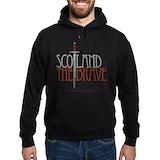 Scotland Dark Hoodies