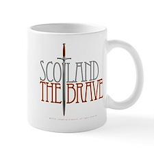 The Brave Small Mug