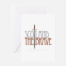 The Brave Greeting Cards (Pk of 10)