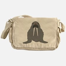Walrus Messenger Bag