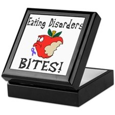 Eating Disorders Bites Keepsake Box