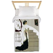 Memory by Coles Phillips Twin Duvet
