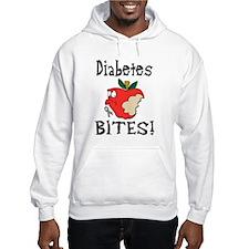 Diabetes Bites Hoodie