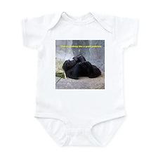 pedicure Infant Bodysuit