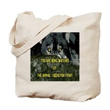 You are being watched! Tote Bag