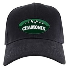 Chamonix Forest Baseball Hat