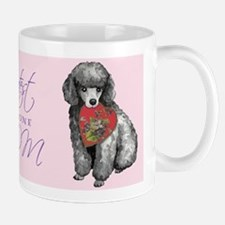 Miniature Poodle Mom Mug