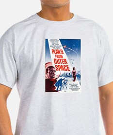 Plan 9 From Outer Space Poster T-Shirt
