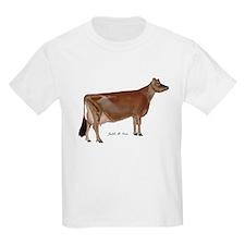 Jersey Milk Cow T-Shirt