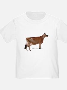 Jersey Milk Cow T