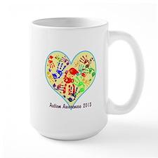 Autism Awareness design Mug