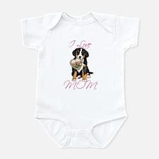 Berner Mom Infant Bodysuit