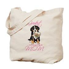 Berner Mom Tote Bag