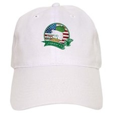 Proud Irish American Baseball Baseball Cap