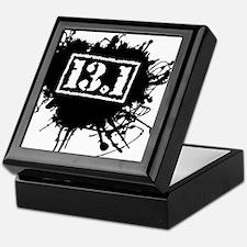 Half Marathon Keepsake Box