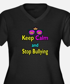 Crown Sunglasses Keep Calm And Stop Bullying Women