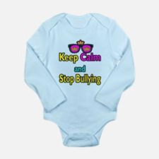 Crown Sunglasses Keep Calm And Stop Bullying Long