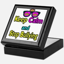 Crown Sunglasses Keep Calm And Stop Bullying Keeps