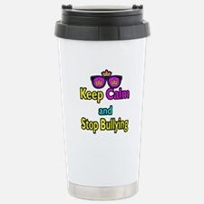 Crown Sunglasses Keep Calm And Stop Bullying Ceram