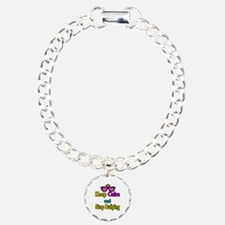 Crown Sunglasses Keep Calm And Stop Bullying Bracelet