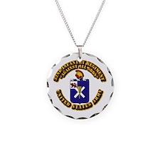 COA - 32nd Infantry Regiment Necklace
