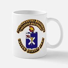 COA - 32nd Infantry Regiment Mug
