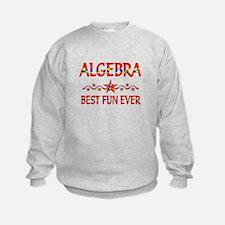 Algebra Best Fun Sweatshirt