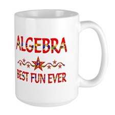 Algebra Best Fun Mug