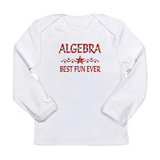 Algebra Best Fun Long Sleeve Infant T-Shirt
