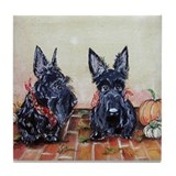 Scottish terrier Kitchen & Entertaining