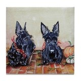 Scottish terrier Drink Coasters