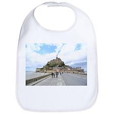 Mont St. Michel, Normandie France Bib