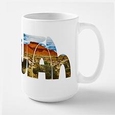 Utah desert logo Mug