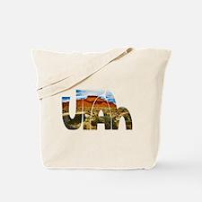 Utah desert logo Tote Bag