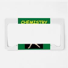 CKEMISTRY License Plate Holder