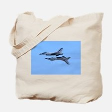 Airshow, USAF, Thunderbirds Tote Bag