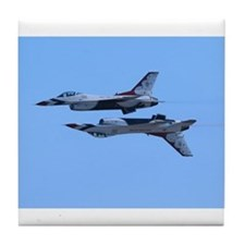 Airshow, USAF, Thunderbirds Tile Coaster