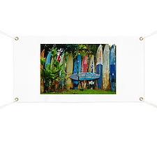 Hawaii Surf Banner