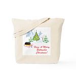 Rottweiler Christmas Tote Bag