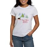 Rottweiler Christmas Women's T-Shirt