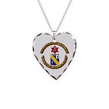 COA - 54th Infantry Regiment Necklace