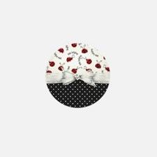 Little Ladybug Mini Button