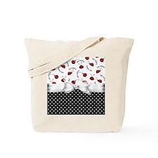 Little Ladybug Tote Bag