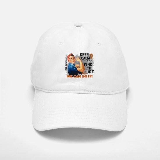 Rosie Keep Calm RSD Baseball Baseball Cap