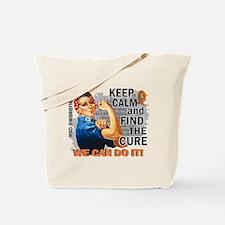 Rosie Keep Calm RSD Tote Bag