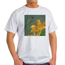 Humingbird In Flight T-Shirt